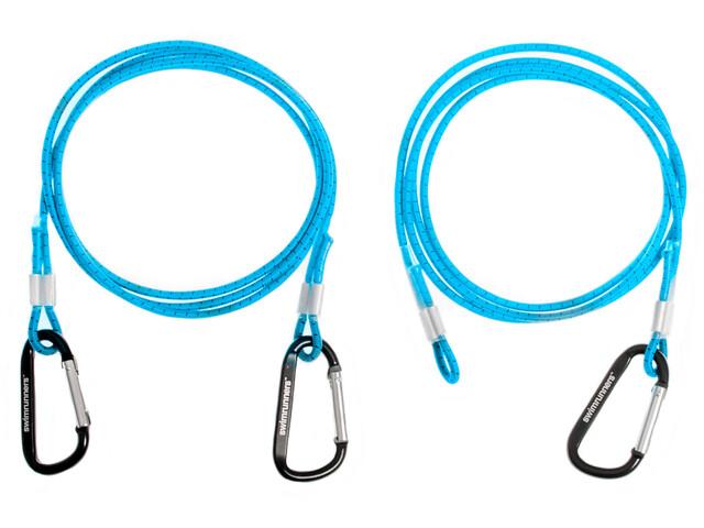 Swimrunners Hook-Cord Pull Belt 3m Blue